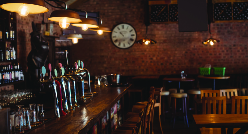bar and pub cleaning staffordshire moorlands