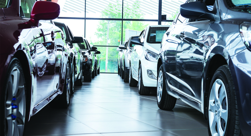 car showroom staffordshire moorlands